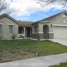 Rental info for 430 Fairmont in the Los Banos area