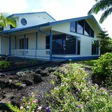 Rental info for Kukuau St in the Hilo area