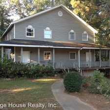 Rental info for 161 VFW Dr