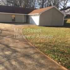Rental info for Welcome Home in the Redan area