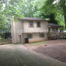 Rental info for 2737 Pine Mountain Road Northwest in the Kennesaw area