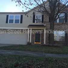 Rental info for 8753 Browns Valley Ct - Spacious 4 Bedroom Home in the Indianapolis area