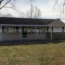 Rental info for 9411 Dalton Drive in the Louisville-Jefferson area
