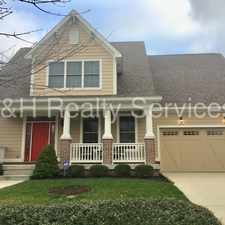Rental info for Immaculate Home in Fishers in Popular Saxony!