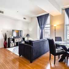 Rental info for 70 North 2nd Street #4B in the Philadelphia area