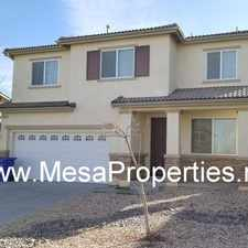 Rental info for Spacious 4 BM 2.5 BA Home Located in Victorville