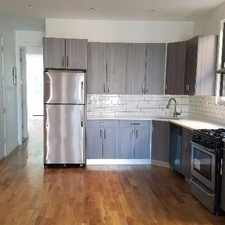 Rental info for 1376 Lincoln Place in the New York area