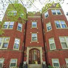 Rental info for Andersonville Condo with $30k+ in renovations! 2 br, 2 bth!