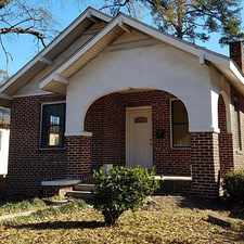 Rental info for 1004 Holden Street in the Augusta-Richmond County area