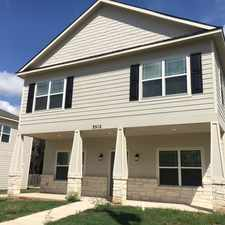 Rental info for 3512 S 4th