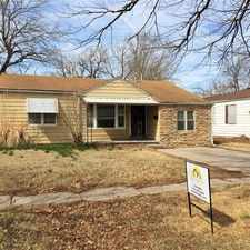 Rental info for 2629 S Victoria-Southwest: Pawnee & Washington ... in the Wichita area