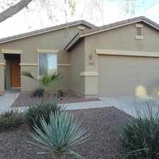 Rental info for - 3Br, 2Ba Well Maintained Maricopa Home