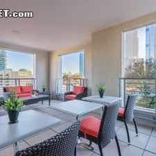 Rental info for $1595 1 bedroom Apartment in Charlotte Uptown in the Charlotte area
