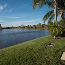 Rental info for 10784 Southwest Hartwick Drive in the Port St. Lucie area
