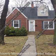 Rental info for 7107 Baring Parkway