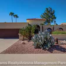 Rental info for 8450 N 82nd St in the Scottsdale area