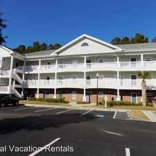 Rental info for Cypress Bend 5750 Oyster Catcher Dr.