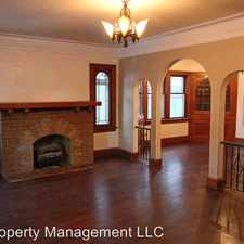 Rental info for 4633 W Fond du Lac Ave - Lower Unit in the Milwaukee area