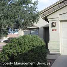 Rental info for 5572 W. COCHIE SPRINGS
