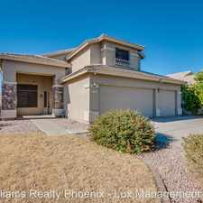 Rental info for 7360 South Heather Drive in the Tempe area