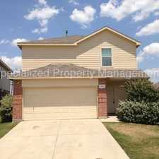 Rental info for 11920 Porcupine Fort Worth-Coming Soon! in the Villages of Woodland Springs area