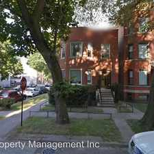 Rental info for 4900 N. Seeley/2040 W. Ainslie in the Chicago area