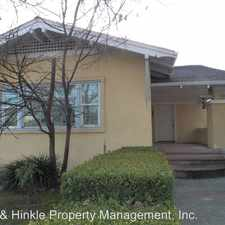 Rental info for 547 N. 3rd Street in the San Jose area
