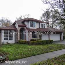 Rental info for 15960 NW Foxborough Circle in the Beaverton area