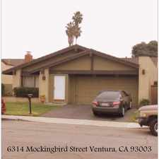Rental info for 6314 Mockingbird Street