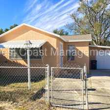 Rental info for 3 Bedroom, 2 Bath Home For Rent East Tampa! in the Grant Park area