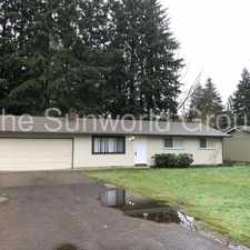 Rental info for THREE BEDROOM HOME IN ORCHARDS in the Vancouver area