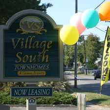 Rental info for Village South Townhomes in the Richmond area