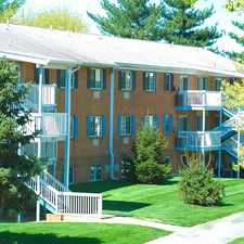 Rental info for Evergreen Apartments at Riverfront Heights