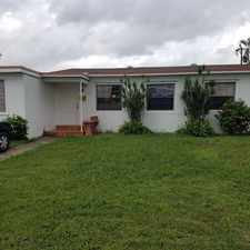 Rental info for 10235 S.W. 35 Street in the University Park area