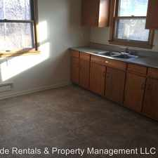 Rental info for 5230-32 N 84th St in the Silver Spring area