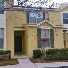 Rental info for Townhouse In Move In Condition In Riverview in the Tampa area