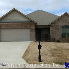 Rental info for 3025 Plateau Drive in the Conway area