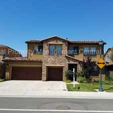 Rental info for Manteca Executive Style 4 Bedroom Home Gated Community Lakeview in the Manteca area