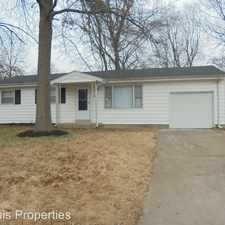 Rental info for 1437 Farmview Ave in the Spanish Lake area