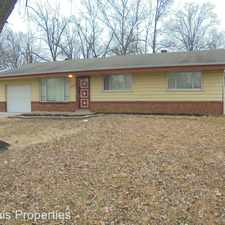 Rental info for 924 Marias Dr in the St. Louis area