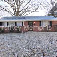 Rental info for 1226 Wellsville Road Memphis TN 38117 in the Memphis area