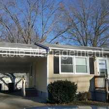 Rental info for Beautiful home with convenient carport in the Hampton area