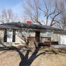 Rental info for 6202 E 96th Terrace in the Kansas City area