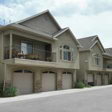 Rental info for Mighty Legacy Town Homes in the Salt Lake City area