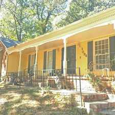 Rental info for Four Bedroom In South Memphis in the Memphis area
