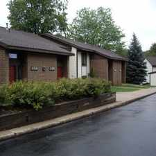 Rental info for Whetstone Village Apartments in the Marquette area