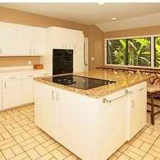 Rental info for Tropical Resort Living Located In Upscale Kahal... in the East Honolulu area