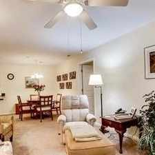 Rental info for Main Floor Over-55 Condominium In Superb Shape....