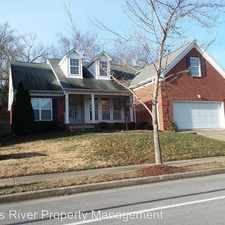 Rental info for 6921 Sunnywood Drive in the Nashville-Davidson area