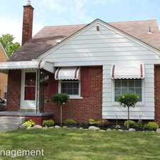Rental info for 14609 O'Connor in the 48101 area